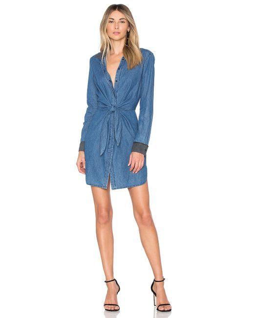 Bailey 44 - Blue Picnic Dress - Lyst