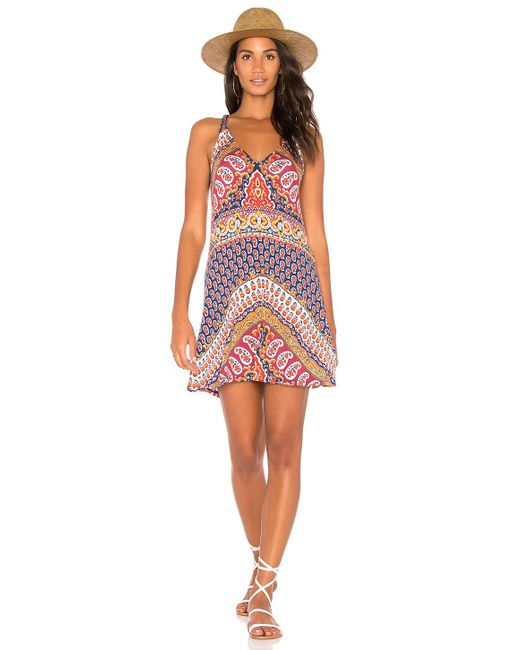 Nanette Lepore   Multicolor Tank Dress   Lyst