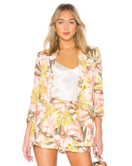 Joie - Multicolor Kishina B Blazer In Blush - Lyst