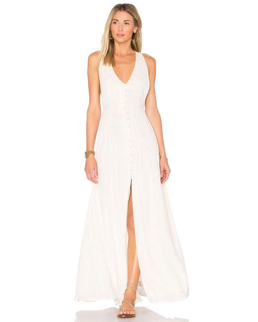 House of Harlow 1960 - X Revolve Shane Dress In White - Lyst