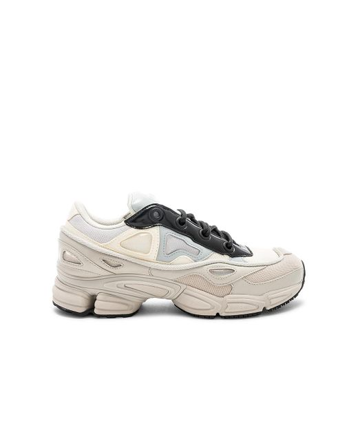 quality design f5d6c a82a9 ... Adidas By Raf Simons  White Ozweego Iii for Men  Lyst ...