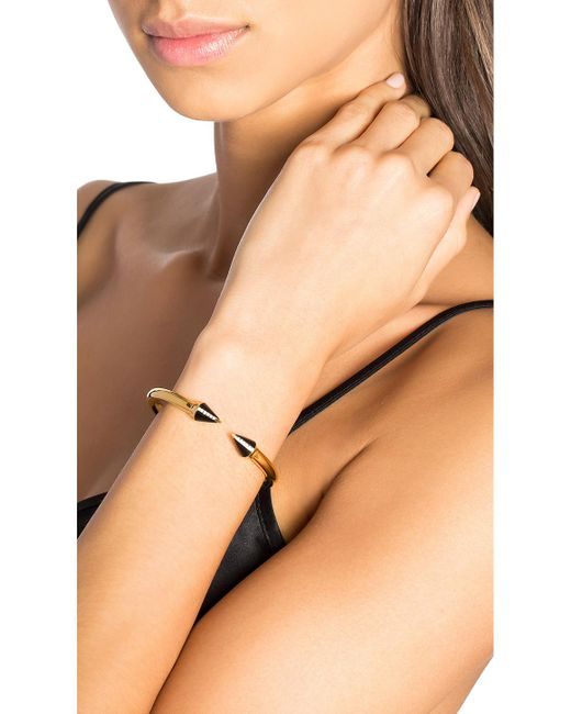 Vita Fede   Multicolor Mini Titan Stone Crystal Line Bracelet   Lyst