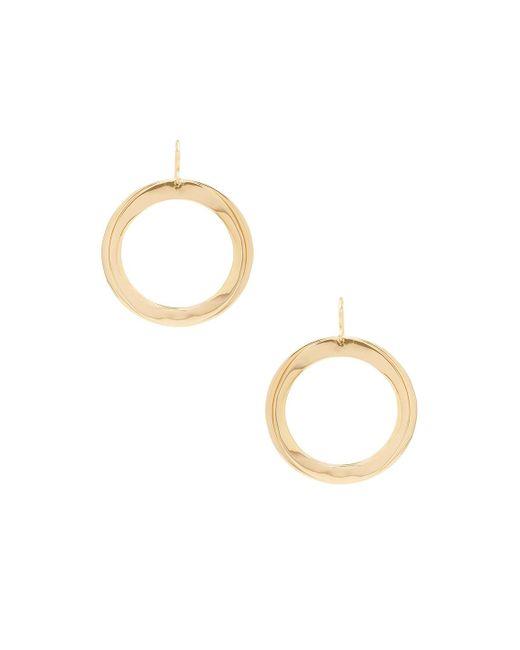 Elizabeth and James | Metallic Avila Earrings | Lyst