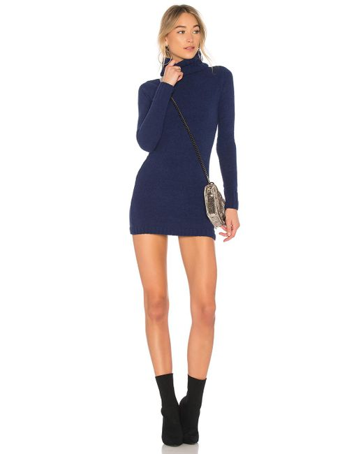 Lovers + Friends - Blue Colby Dress - Lyst