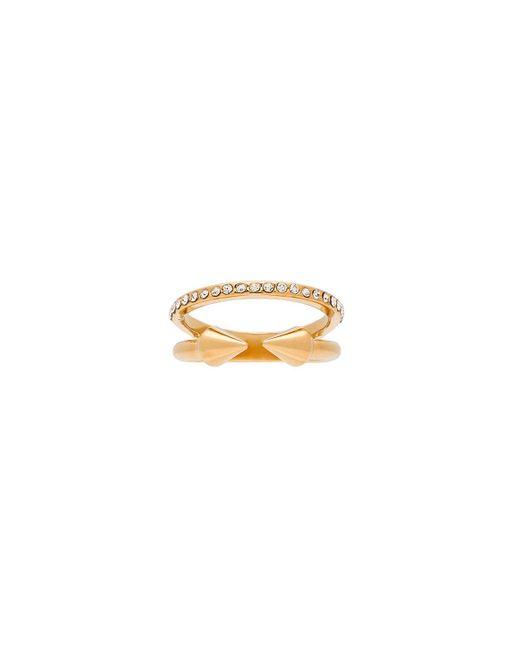 Vita Fede | Metallic Ultra Mini Titan With Band Ring | Lyst
