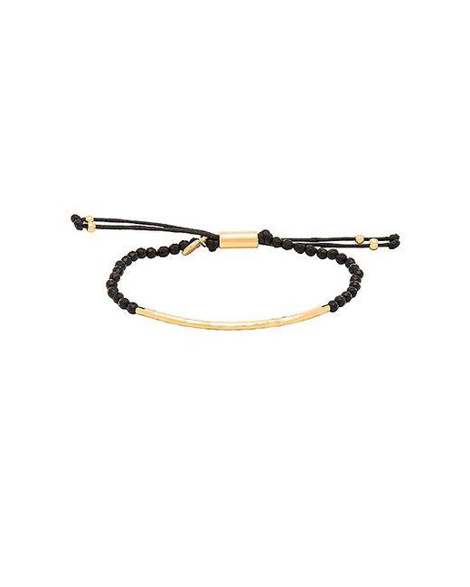 Gorjana - Taner Gemstone Bracelet In Black. - Lyst