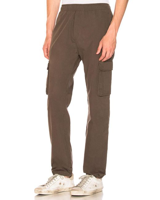 Zanerobe | Brown Tracer Cargo Pant for Men | Lyst