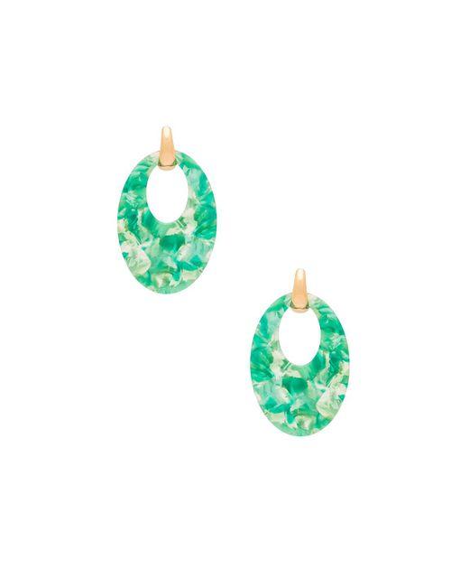 Amber Sceats - Green X Revolve Kai Earrings - Lyst