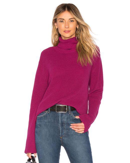 Callahan - Multicolor X Revolve Turtleneck Sweater - Lyst