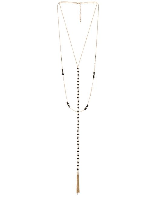 8 Other Reasons | Metallic Andrea Rosary Necklace | Lyst