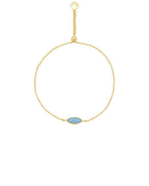 Gorjana - Metallic Rumi Adjustable Bracelet - Lyst