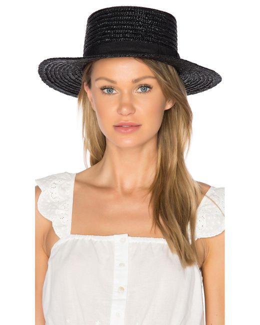 L*Space   Black Jadore Hat   Lyst