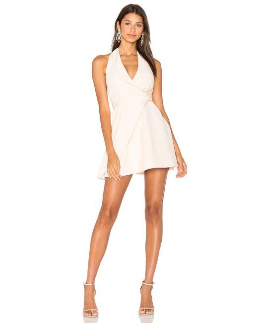 Keepsake | White Modern Things Mini Dress | Lyst