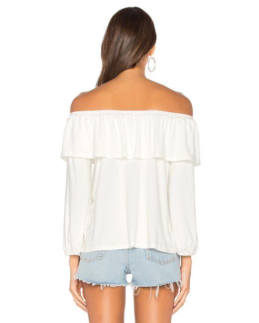 Rachel pally Diandre Top in White | Lyst