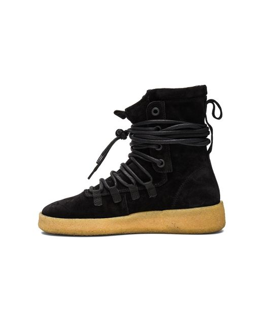 Represent Dusk Boots In Black Lyst