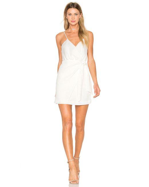 StyleStalker | White Knox Dress | Lyst