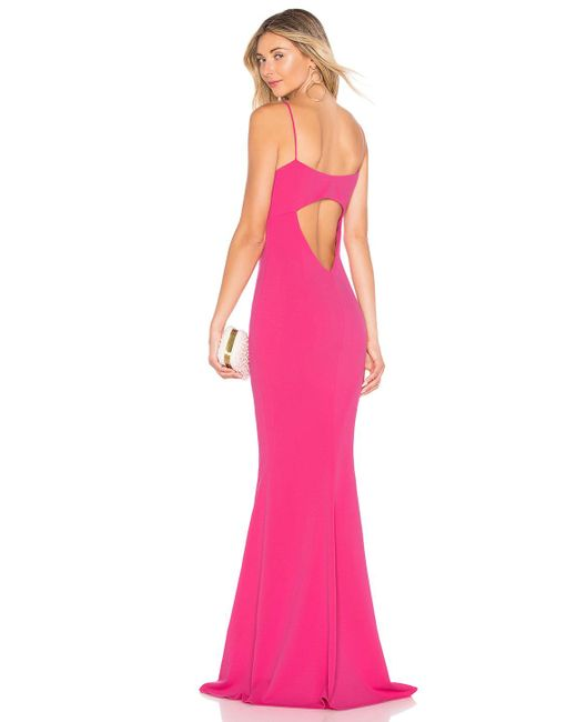 Katie May - Pink Bambi Gown - Lyst