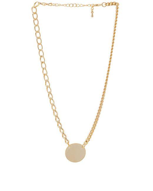 8 Other Reasons - Metallic Deja Necklace - Lyst