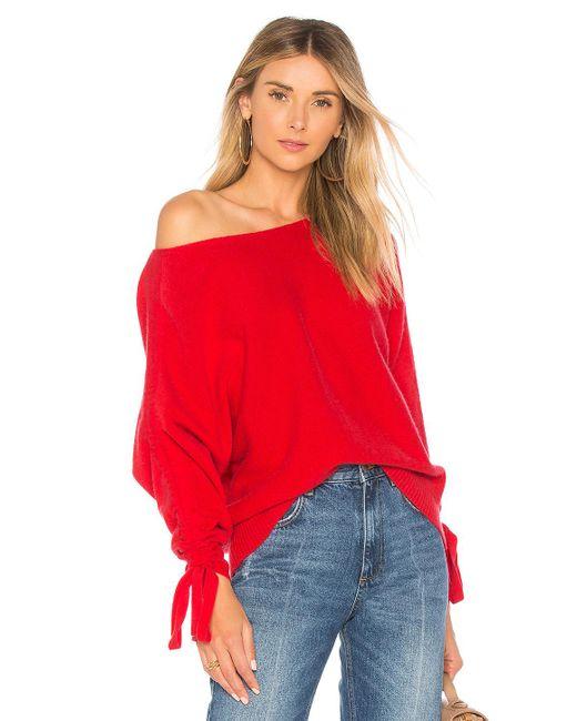 Joie - Red Dannee Sweater - Lyst