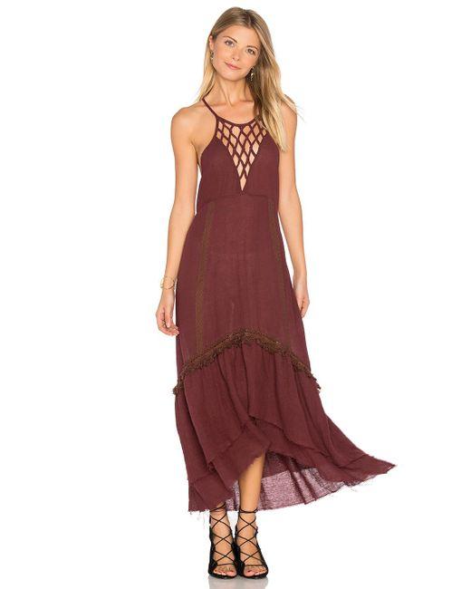 Somedays Lovin   Purple Sweet Talking Dress   Lyst
