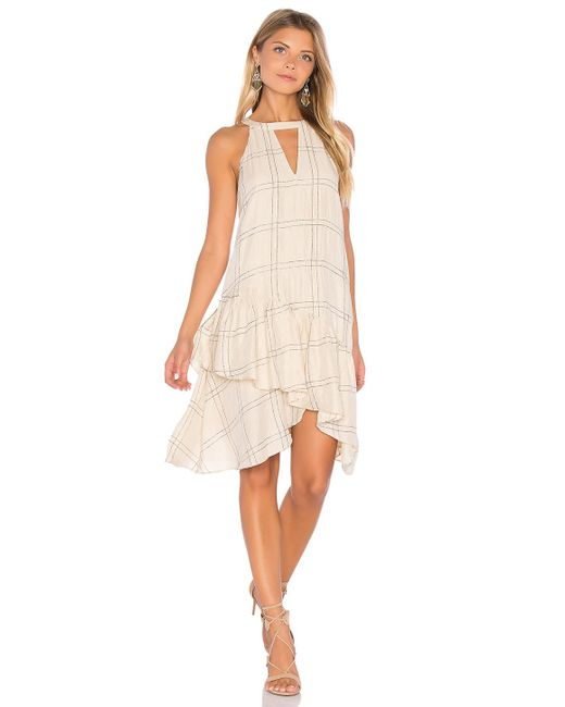 Parker | White Sienna Dress | Lyst