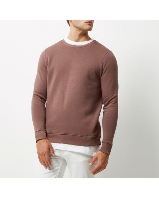Buy the latest brown crew neck sweatshirt cheap shop fashion style with free shipping, and check out our daily updated new arrival brown crew neck sweatshirt at omskbridge.ml