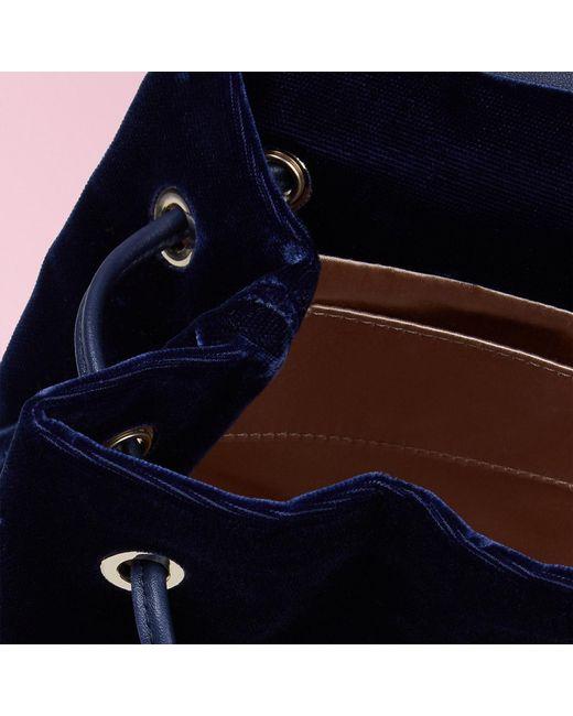 7307fad8b584 ... Roger Vivier - Multicolor Pearl Bow Buckle Mini Backpack - Lyst ...