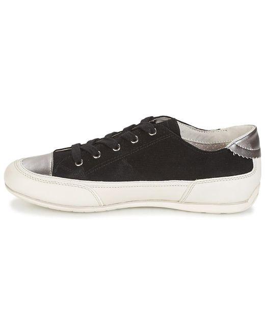 Geox Chaussures D N.MOENA D - SCAM.STA+VIT.CER