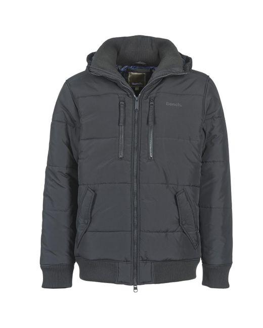 Bench - Black Armature Jacket for Men - Lyst