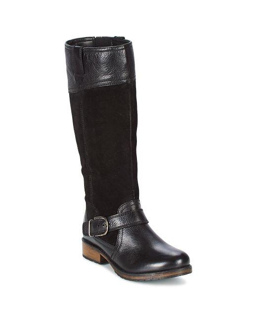 Lotus - Breeze Women's High Boots In Black - Lyst