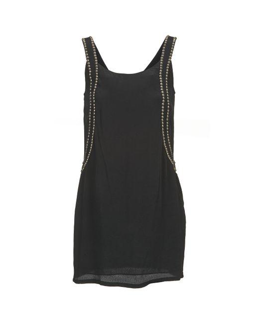 See U Soon - Black Carrie Dress - Lyst