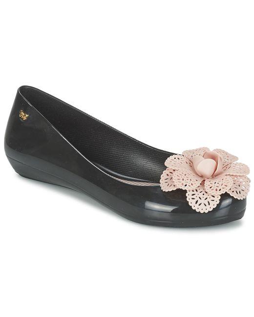 Zaxy - Black Pop Garden Shoes (pumps / Ballerinas) - Lyst