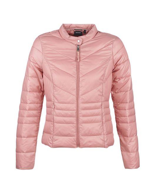 Vero Moda Pink Vmsiv Soraya Jacket