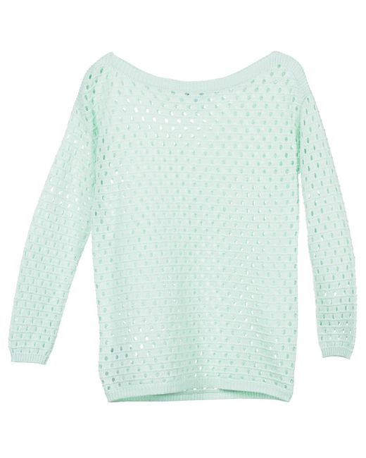 BCBGeneration | Green 617223 Sweater | Lyst