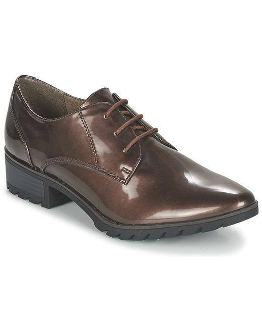 Tamaris | Brown Phanie Casual Shoes for Men | Lyst