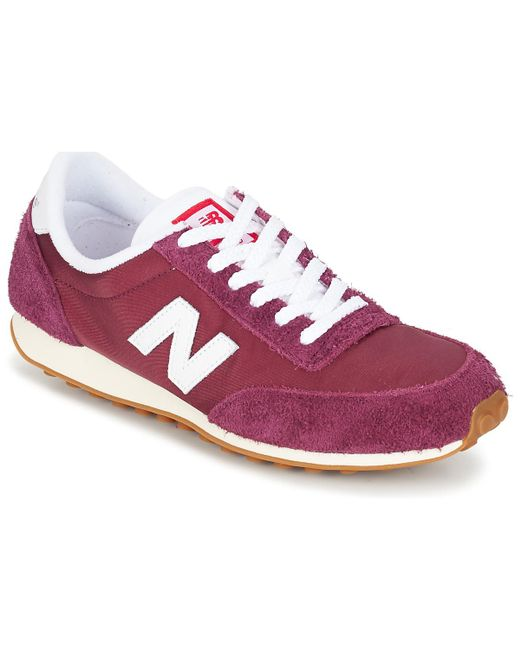 New Balance | Red U410 Shoes (trainers) | Lyst