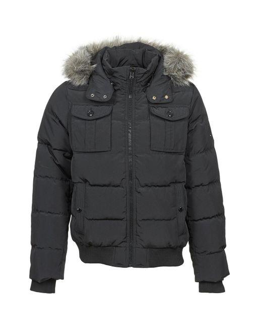 Tommy Hilfiger | Black Darredown Jacket for Men | Lyst