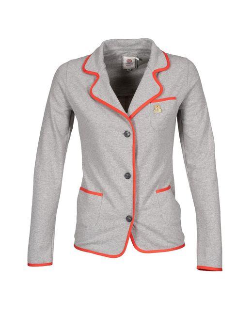 Franklin & Marshall | Gray Jkwva509 Jacket | Lyst