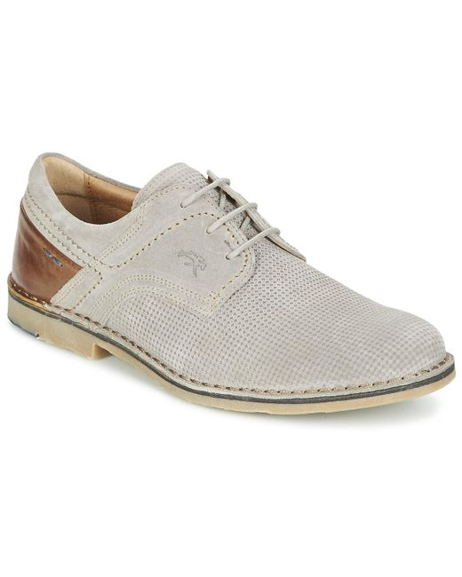Fluchos | Gray Ontario Casual Shoes for Men | Lyst