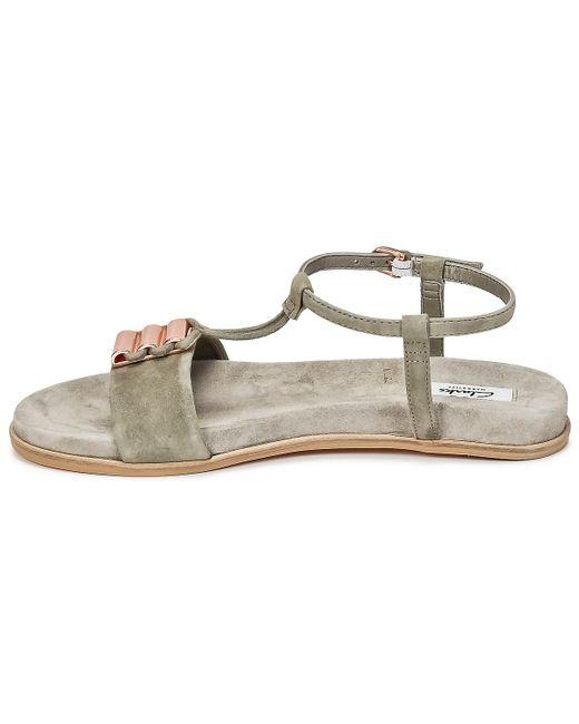 f5b4b29fac5 ... Clarks - Gray Agean Cool Sandals - Lyst ...