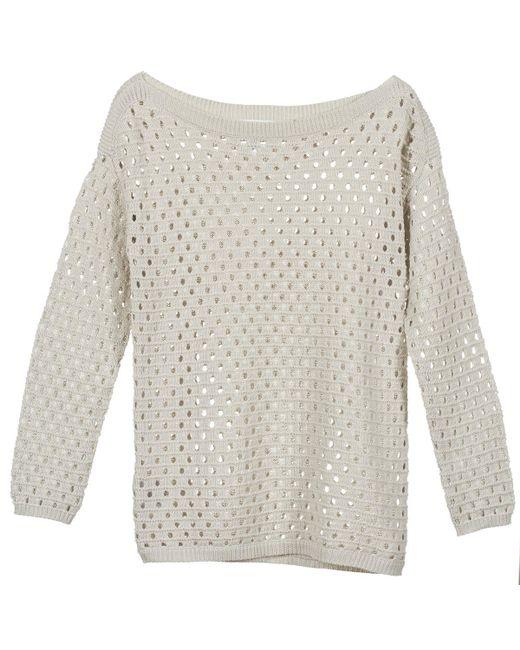 BCBGeneration - Gray 617223 Sweater - Lyst