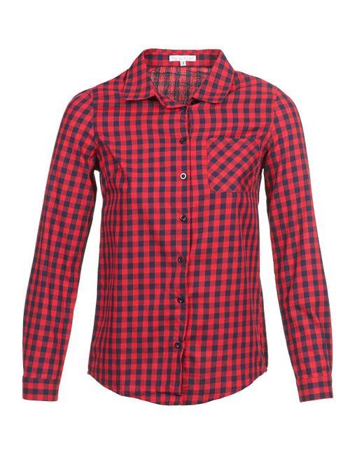 Moony Mood - Red Dagime Shirt - Lyst