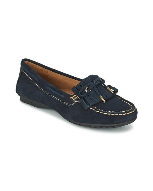 Sebago - Blue Meriden Kiltie Loafers / Casual Shoes - Lyst