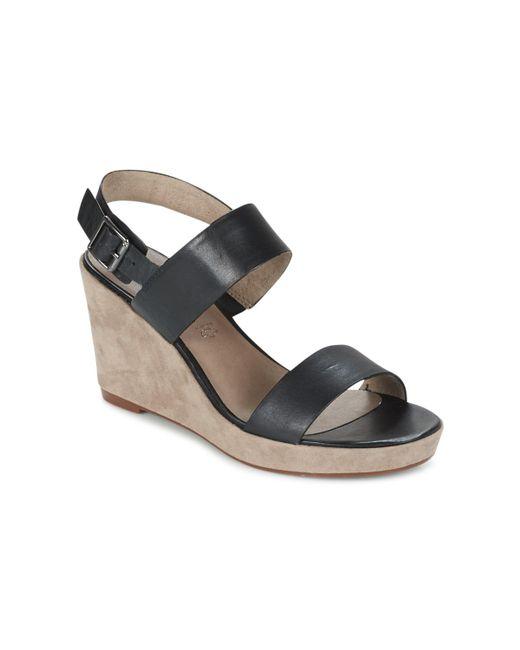 Tamaris - Black Tere Sandals - Lyst