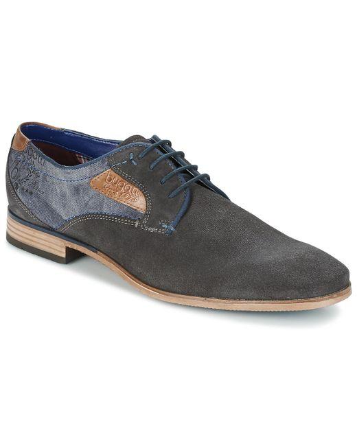 Bugatti - Gray Romette Casual Shoes for Men - Lyst