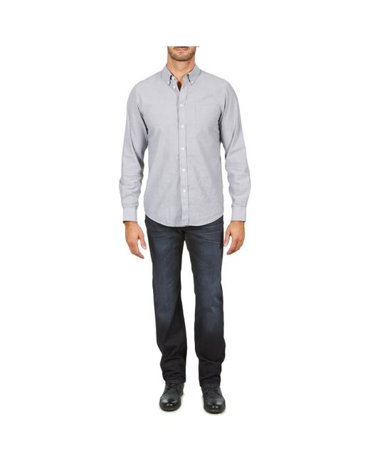 7 For All Mankind - Blue Times Skinny Jeans for Men - Lyst
