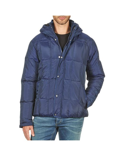 Bench | Blue Quota Jacket for Men | Lyst