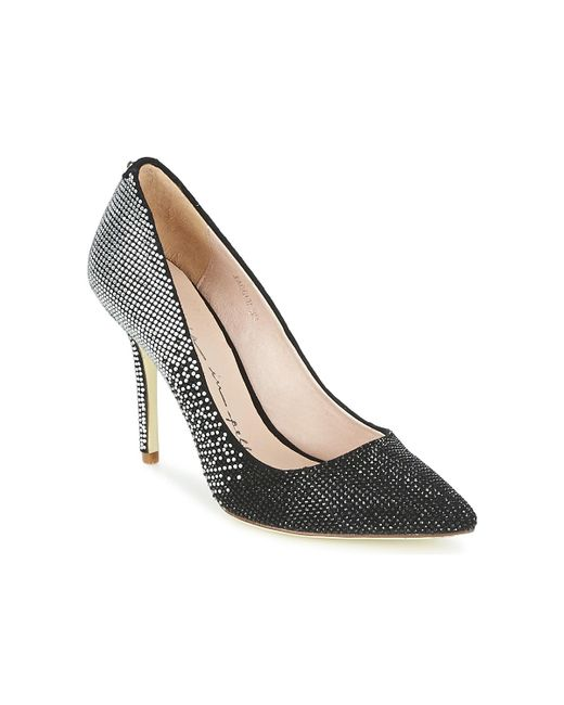 Moda In Pelle - Black JAGGER Court Shoes - Lyst