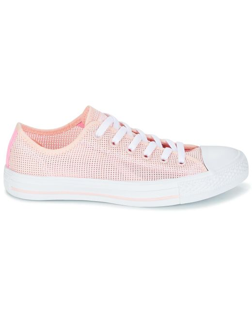 Converse Chuck Taylor All Star Summer Breathe Ox Shoes