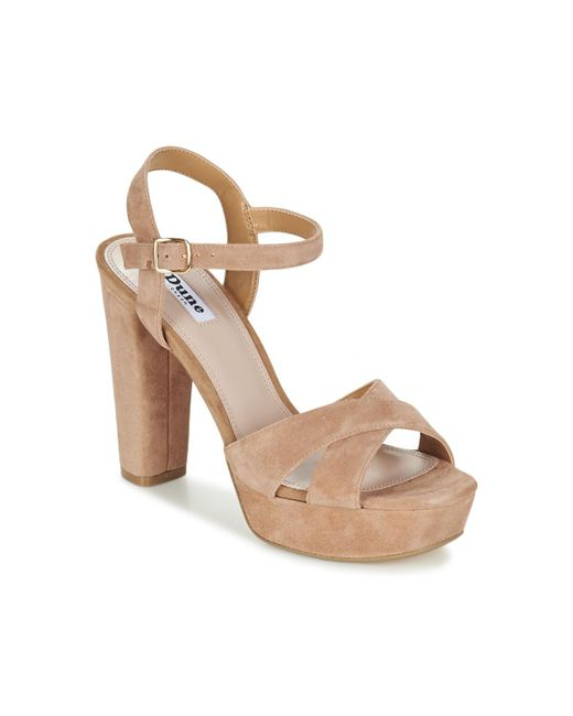 Dune - Natural Mexico Sandals - Lyst
